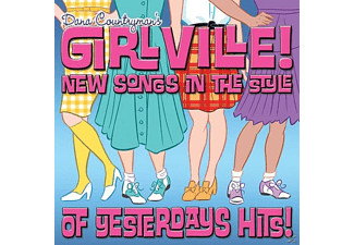 Dana Countryman's Girlville - New Songs In The Style Of Yesterdays Hits - (CD)