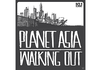 Planet Asia - Walking Out - (EP (analog))
