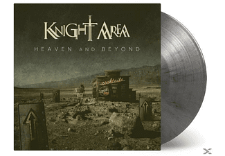 Knight Area - Heaven And Beyond (LTD Silver/Black Vinyl) - (Vinyl)