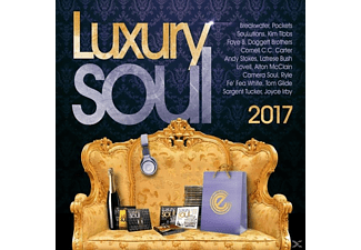 VARIOUS - Luxury Soul 2017 - (CD)