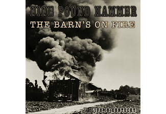 Nine Pound Hammer - The Barn's On Fire (Live In Kentucky) - (CD)
