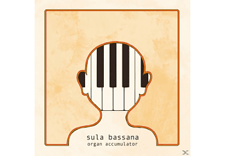 Sula Bassana - Organ Accumulator+Disappear - (CD)