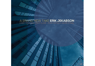 Erik Jekabson - A Brand New Take - (CD)