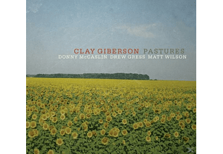 Clay Giberson - Pastures - (CD)