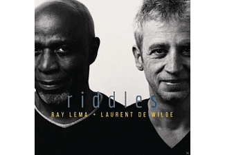 Ray Lema, Laurent De Wilde - Riddles - (CD)