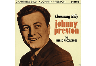 Johnny Preston - Charming Billy - (CD)
