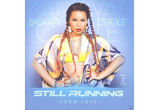 Ce'Cile - Still Running - (CD)