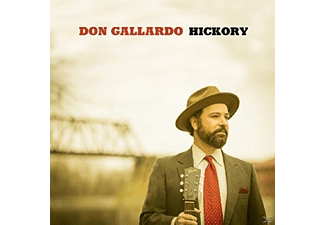 Don Gallardo - Hickory - (CD)