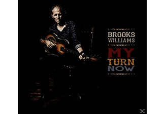 Brooks Williams - My Turn Now - (CD)