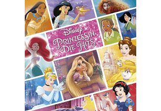 OST/VARIOUS - Disney Prinzessin-Die Hits (Ltd.Deluxe Edition) - (CD)