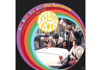 The Spectrum - All The Colours Of The Spectrum-Complete Recordi - (CD)