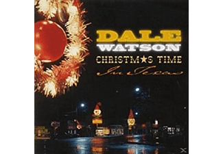 Dale Watson - Christmas Time In Texas - (CD)