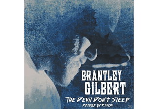 Brantley Gilbert - The Devil Don't Sleep (Deluxe Edition) - (CD)