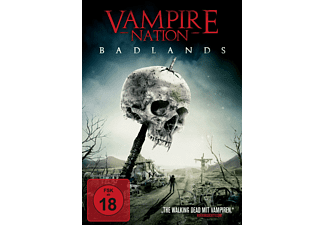 Vampire Nation - Badlands - (DVD)