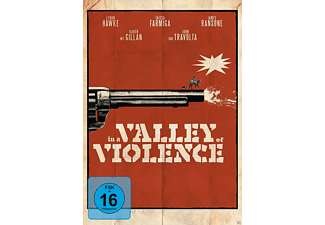 In a Valley of Violence - (DVD)