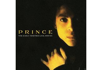 Prince - The Early Nineties Live,1990-93 - (CD)