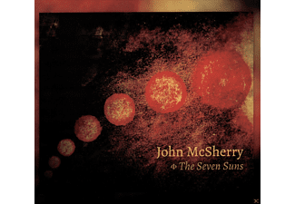 John Mcsherry - The Seven Suns - (CD)
