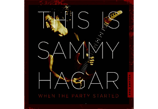 Sammy Hagar - This is Sammy Hagar: When The Party Started - (CD)