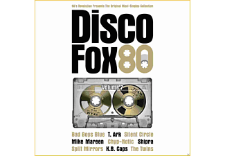 VARIOUS - Disco Fox 80 Vol.7-The Orig - (CD)