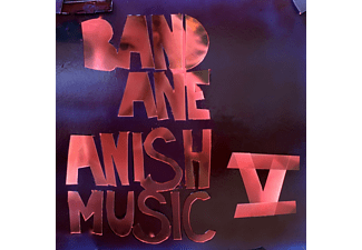 Band Ane - Anish Music V - (Vinyl)