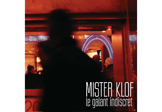 Mister Klof - Le Galant Indiscret - (CD)