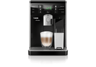 SAECO Kaffeevollautomat HD 8769/01 Moltio One Touch Schwarz
