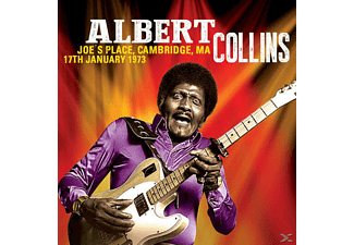 Albert Collins - Joe's Place,Cambridge,Ma 17th - (Vinyl)