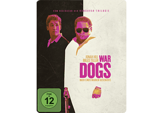 War Dogs (Exklusives SteelBook) - (Blu-ray)