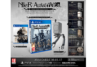 NieR: Automata (Day 1 Edition) | PlayStation 4