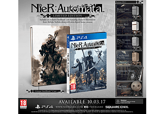NieR: Automata (Limited Steelbook Edition) | PlayStation 4