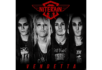 Niterain - Vendetta - (CD)