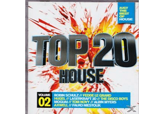 VARIOUS - Top 20 - House 2 - (CD)