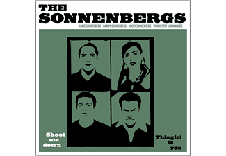 The Sonnenbergs - Shoot Me Down/This Girl Is Y - (Vinyl)