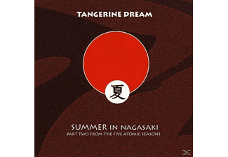 Tangerine Dream - Summer In Nagasaki - (CD)
