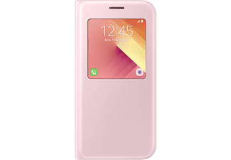 SAMSUNG Galaxy A5 (2017) S View Stand Flipcover Roze