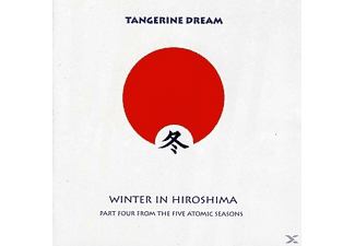 Tangerine Dream - Winter In Hiroshima - (CD)