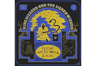 King Gizzard, Wizard Lizard - Flying Microtonal Banana - (CD)