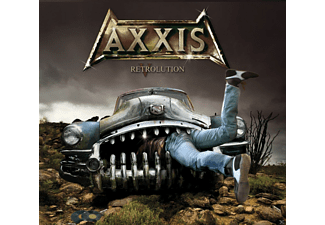 Axxis - Retrolution (Digipak) - (CD)