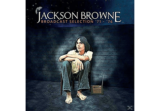 Jackson Browne - Broadcast Selection '71-'76 (6CD-Set) - (CD)