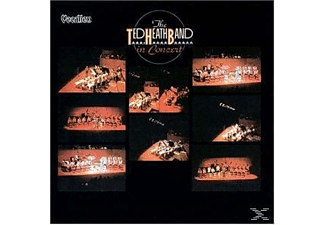 Ted Heath Band - In Concert - (CD)