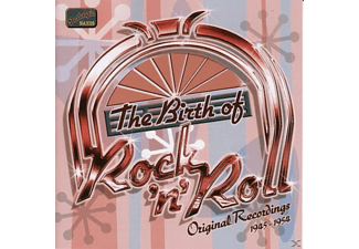VARIOUS - The Birth Of Rock'n'roll - (CD)