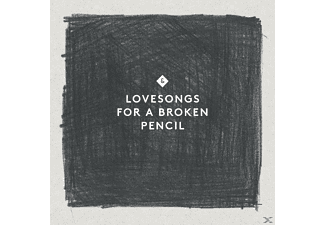 Hands & Bits - Lovesongs For A Broken Pencil - (CD)