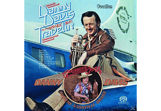Danny & The Nashville Brass Davis - Travelin' & Carribean Cruise - (SACD Hybrid)
