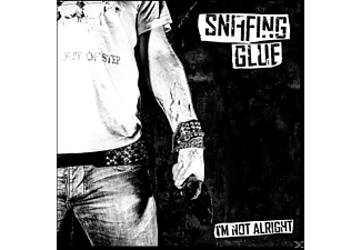 Sniffing Glue - I'm Not Alright - (Vinyl)