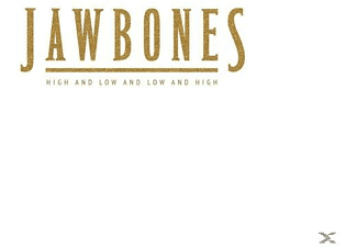 Jawbones - High And Low And Low And High - (Vinyl)