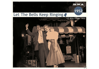 VARIOUS - Let The Bells Keep Ringing-1952 - (CD)