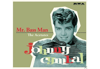 Johnny Cymbal - Mr Bass Man-TheAcetates - (CD)