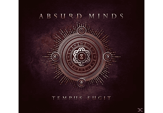 Absurd Minds - Tempus Fugit (2nd Edition) - (CD)