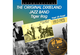 Original Dixieland Jazz Band - Tiger Rag - (CD)
