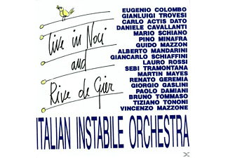 ITAL.INSTABILE ORCH. - Live in Noci & Rive-de-Gier,1991 - (CD)